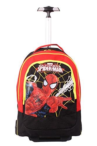 seven-spider-man-229001605-899-trolley-con-spallacci-a-scomparsa-30-litri-poliestere-multicolore