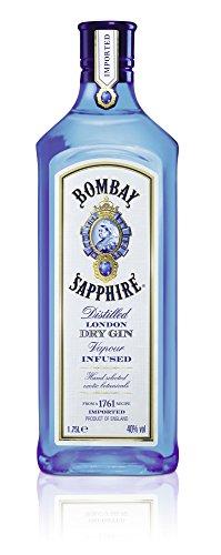 Bombay Ginebra Sapphire 40º - 1750 ml
