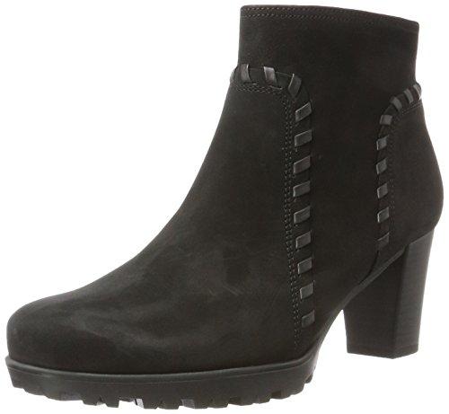 Gabor Shoes Damen Comfort Sport Stiefel, Schwarz (47 Schwarz (Micro)), 37 EU (Ferse Bedeckt)