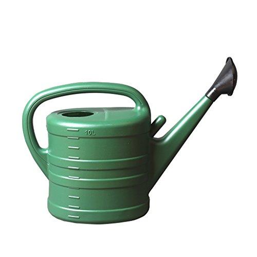 Wddwarmhome Vert 10L Haute Capacité Arrosage Maison Jardin Arrosage Pot Pelouse Irrigation Fournitures De Jardinage