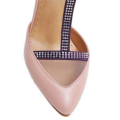 LFNLYX Donna Sandali Primavera Estate Autunno altri PU Ufficio Outdoor & Carriera Casual Stiletto Heel altri Rosa Beige viola altri Pink