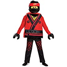 Jakks Pacific 23521K-Lego Ninjago Costume Kai Deluxe M (7-8 Anni) a04f20823f2