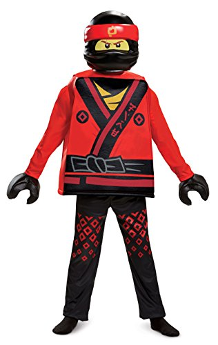 LEGO Ninjago Movie, Kai Movie Deluxe M (7-8 J.), 127-136cm