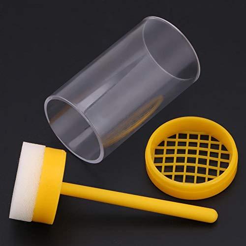 Markierung Apicoltura Queen Bee Flaschenhalter Soft Plunger Tackle Tool Apicoltore 1 Stück