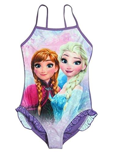 Frozen Badeanzug Kollektion 2017 Die Eiskönigin Anna und Elsa Neu Völlig Unverfroren