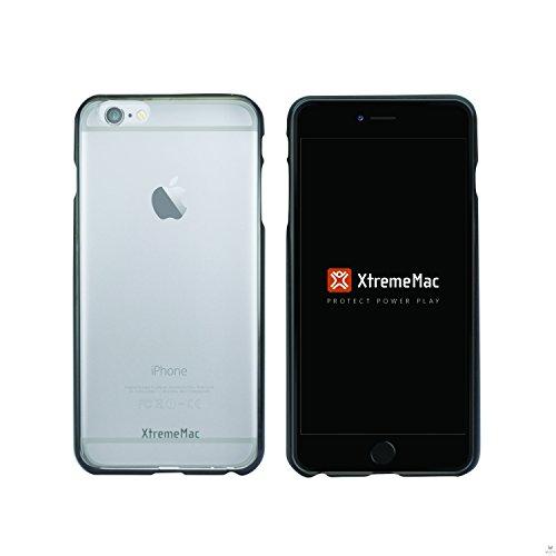 XtremeMac Microshield Accent Schutzhülle für Apple iPhone 6+/6S+ blau Schwarz