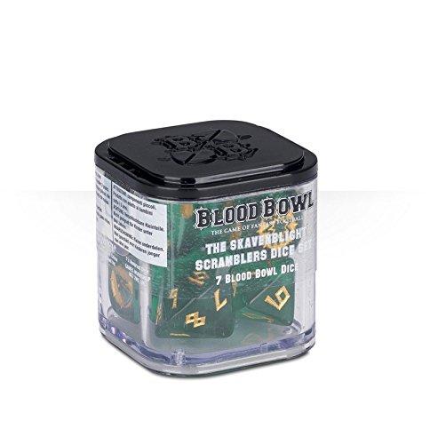 Blood Bowl - Cubo de dados de los Skavenblight Scramblers