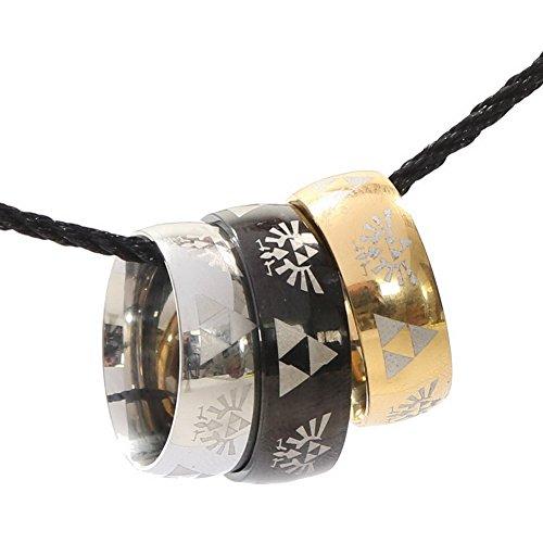 Exquis-Anneau-Cosplay-Costume-Bague-Collier-Adulte-Vtements-Bijoux-Pendant-Accessoires-pour-Gifts-Decoration