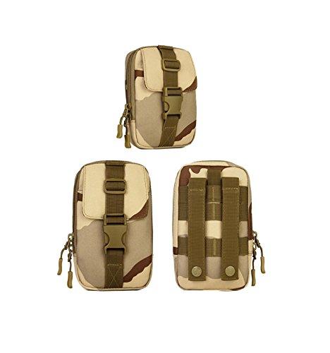 Protector Plus Sporttasche, kleine Unterpaket, 6-Zoll-Taschen Handytasche, Werkzeug Messenger Bag F
