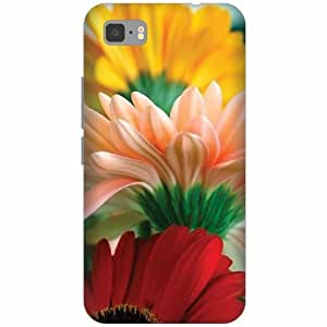 Printland Printed Hard Plastic Back Cover for Asus Zenfone 3s Max -Multicolor