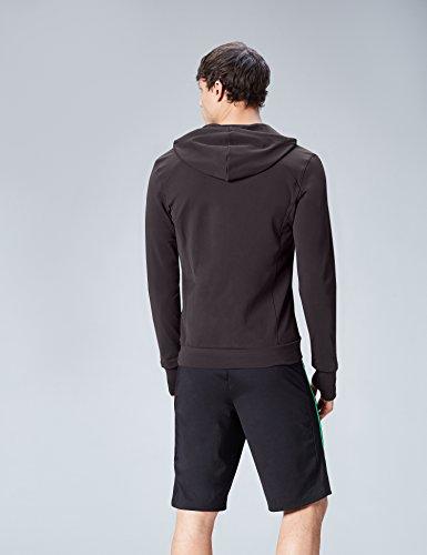 FIND Felpa Sportiva Uomo Nero (Black)