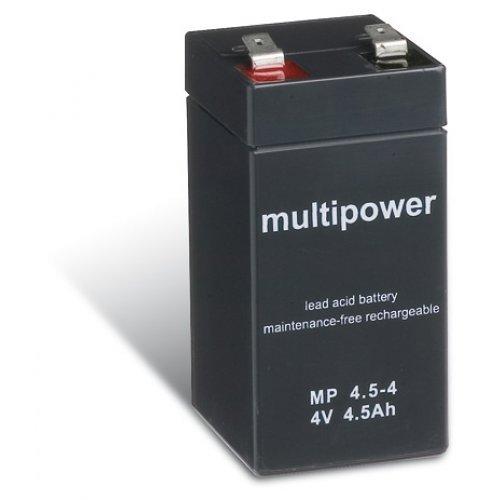 Batteria al piombo Powery (multipower) MP4,5-4