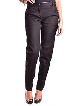 Dolce E Gabbana Mujer MCBI099261O Negro Algodon Pantalón
