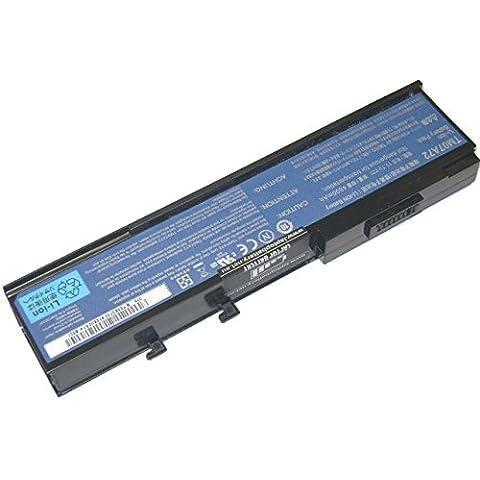 Batteria notebook italiana per ACER 11.1V 6 celle 4400mAh celle di alta qualità potenza reale. Compatibile con Aspire 2420 2920 Series 2920Z 3620 - originale UPTOWN, leader italiano dei ricambi notebook.