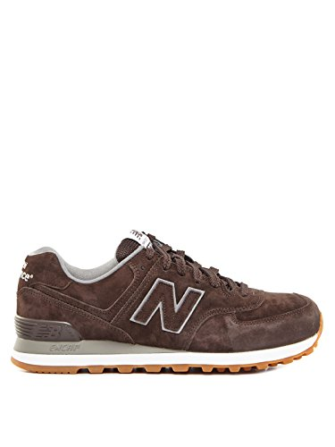 New Balance Ml574fsc Sneaker Unisexe Marrone