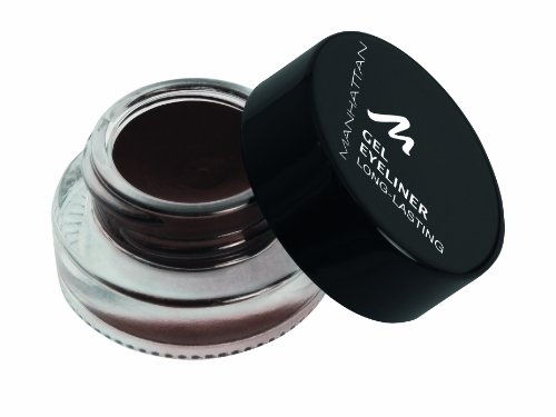 Manhattan Gel Eyeliner 93W 1er Pack (1 x 3 g)