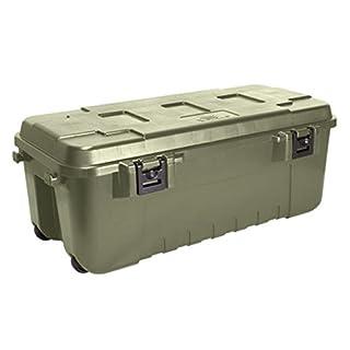Plano Malle de rangement militaire résistante Vert olive