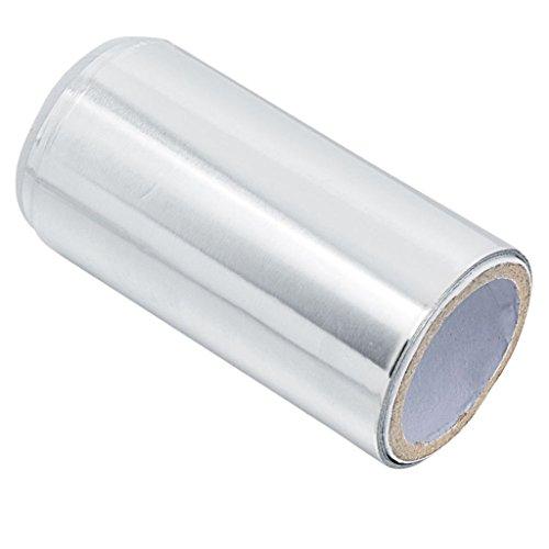 Sharplace Rotolo Nail Art Gel Smalto Remover Wraps-AIDS per una Facile Rimozione di UV Gellack o Smalto per Unghie Alluminio Foil
