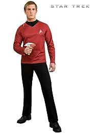 Lizenziertes Star Trek-Kostüm - Shirt - Scotty/Kirk/Spock