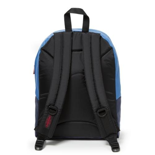 Eastpak Zaino Pinnacle Blu Blu (Combo Blue)