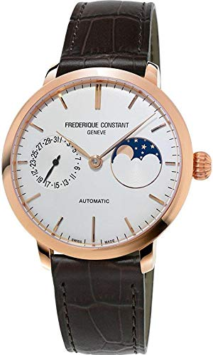 Frederique Constant Geneve Slimline Moonphase Manufacture FC-702V3S4 Men's Automatic Watch