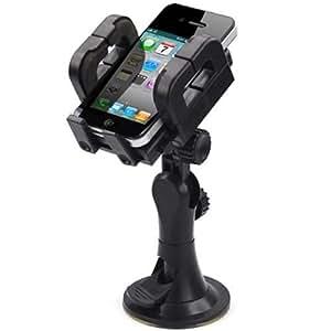 TRIXES Support universel portable, Nav Sat, MP3, PDA à ventouse pour la voiture