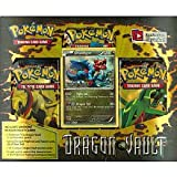 Rayquaza: Pokemon Card Game Dragons Vault Special Edition 3-Pack [1 Booster P...