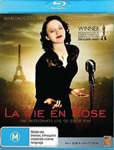 La Vie En Rose - The Passionate Life of Edith Piaf (La môme) [Australien Import]