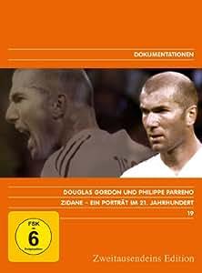 Zidane - Ein Porträt im 21. Jahrhundert. Zweitausendeins Edition Dokumentation 19
