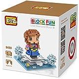 iBlock Fun - Bloques construcción miniatura LOZ  - Anna Frozen