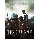 TIGERLAND Affiche de film - 120x160 cm. - 2000 - Colin Farrell, Joel Schumacher