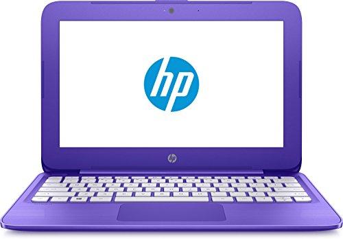 HP Stream 11-y020wm Celeron 11.6 inch SVA eMMC Purple
