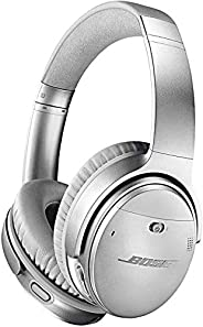 Bose QuietComfort 35 II Noise Cancelling Bluetooth Headphones— Wireless, Over Ear Headphones with Built in Mic