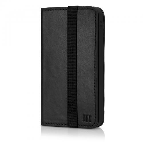 hex-hx1050-blck-code-portafoglio-in-pelle-per-iphone-4-4s-nero