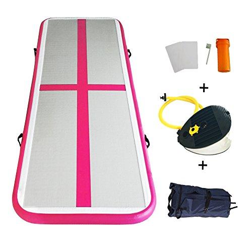Airtrack für Gym Training Air Floor Trainingsmatten Aufblasbare Sport Matratzen