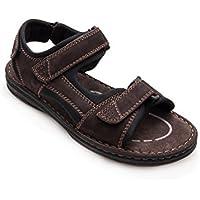 Zerimar Zapato Estilo Casual con Elástico Fabricado EN Piel Color marronTalla 45 UKjFhioBh9