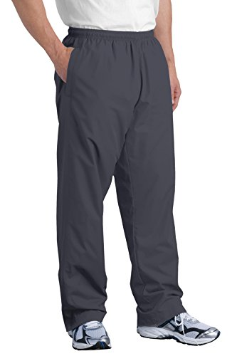 Nuovo Sport-Tek-Wind Pant. PST74/2XL, colore: nero) Graphite Grey