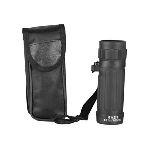 8 x 21 compactos foco ajustable Objetivos lentes monoculares
