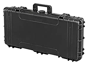 Plastica panaro MAX800S IP67 Malette de Transport Mixte Adulte, Noir