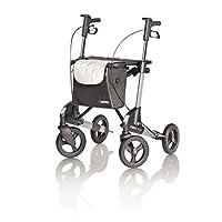 Topro Troja 2G Premium Rollator - Dark Grey (Medium)