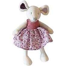 Ragtales - Penny the Mouse, muñeca de trapo (R707)