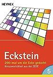 200-mal um die Ecke gedacht, Band 5: Kreuzworträtsel aus der ZEIT - Eckstein