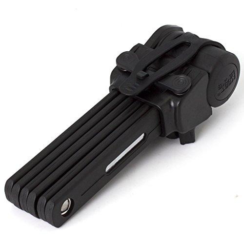 MEETLOCKS Folding Bike Lock,Foldable Bicycle Locks for sale  Delivered anywhere in UK