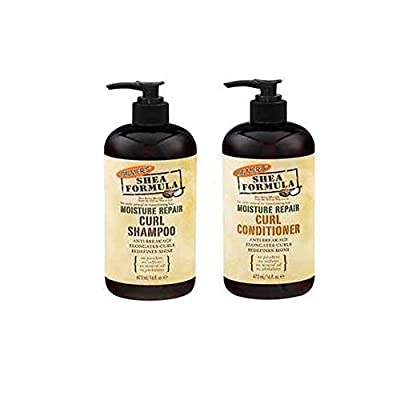 Palmers Shea Butter Formula Moisture Repair Curl Shampoo & Conditioner by Palmers