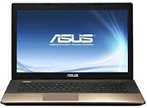 Asus A75VJ-TY087H 43,9 cm (17,3 Zoll) Notebook (Intel Core i5 3210M, 2,5GHz, 8GB RAM, 500GB HDD, NVIDIA GT635M, DVD, Win 8)