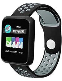 Colmi Sport3 Reloj Inteligente Hombres presión Arterial IP68 Impermeable Reloj rastreador de Ejercicios Smartwatch para Dispositivos