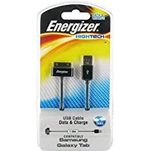Energizer LCHEHUSBSYSM2, Usb Data Ve Şarj Kablosu, 1m