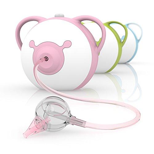 Nosiboo Pro Nasensauger (elektrisch, pink)