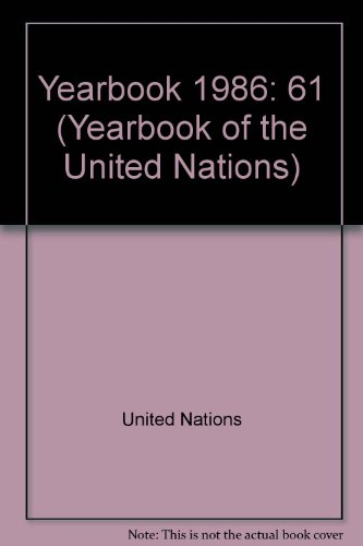 Yearbook of the United Nations: 61