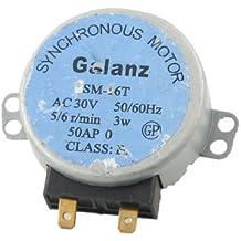 Motor De Microondas MDS-4A 4W 4//4.8 rpm//min Motor síncrono